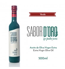 Botella nº1 500ml SABOR D'ORO