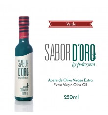 Botella nº1 250ml SABOR D'ORO