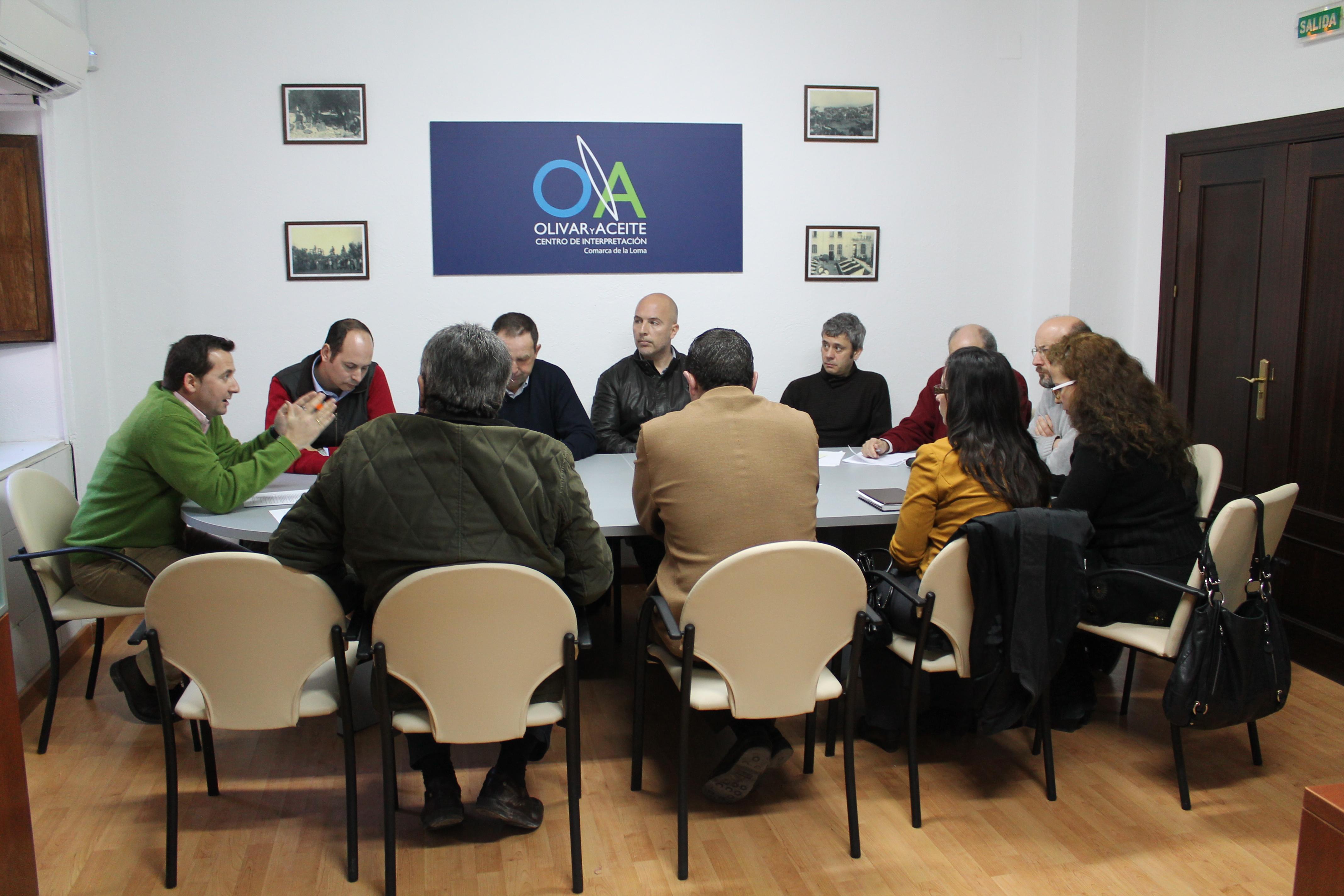 Se constituye la Asociación 'Olivar y Aceite' que gestionará el Centro.
