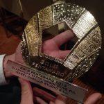 Trofeo GOLD PENTAWARD 2013