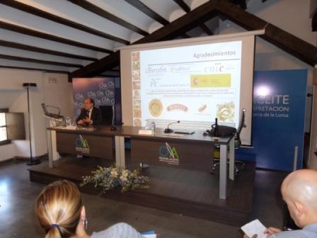 Ramón Estruch y su conferencia