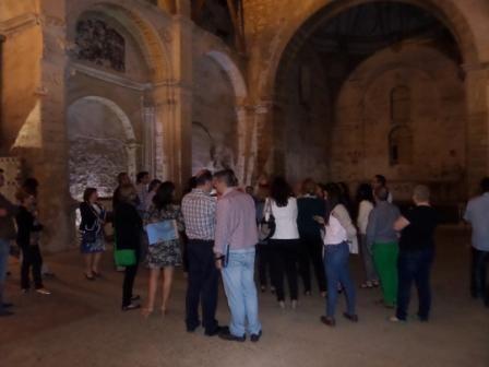 Visita a San Lorenzo